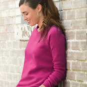 Ladies' Eco-Fleece Dash Pullover