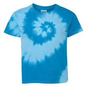 Youth Tone-on-Tone Spiral T-Shirt
