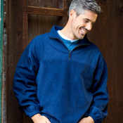 UltraClub Adult UltraClub® Iceberg Fleece 1/4-Zip Pullover