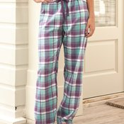Youth Fashion Flannel Pants