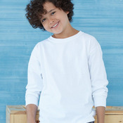 2400B Youth Ultra Cotton™ Long Sleeve T-Shirt