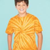 20BCY Youth Cyclone Pinwheel Short Sleeve T-Shirt
