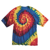 Tie-Dye Performance T-Shirt