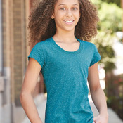 8129 Youth Glitter T-Shirt