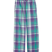 Y20 Youth Flannel Pants with Pockets